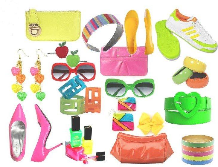 Trend Alert Spring 2009: Neon Colors!   trend alert