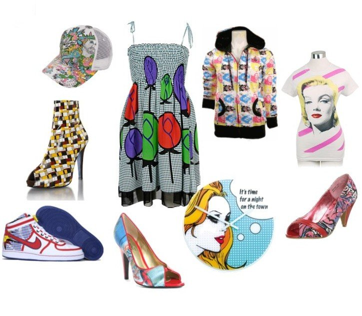 Trend Alert: Pop Art Prints!   trend alert