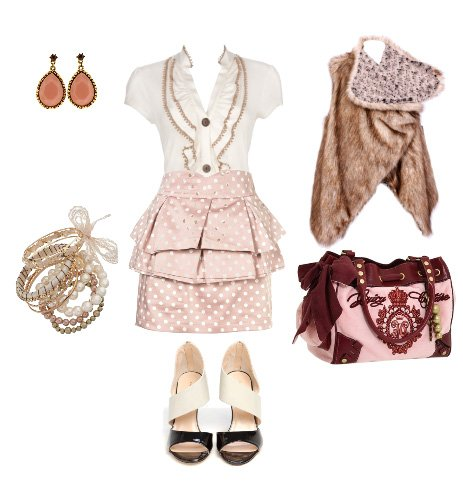 Inspiration Files: Contemporary Lolita Look   mix match fashion trends