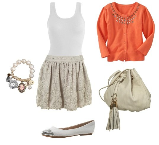 Shopping Time: Coral Cardigans and How to Wear Them   fashion trends