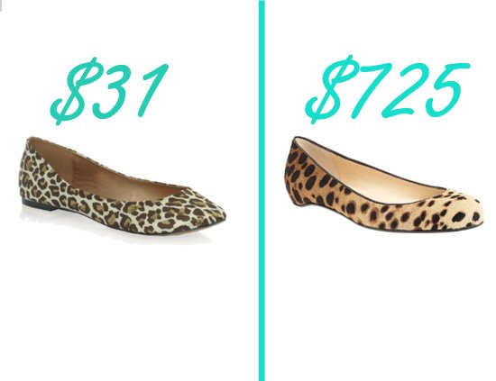 Leopard Flats: Save or Spend?    fashion trends