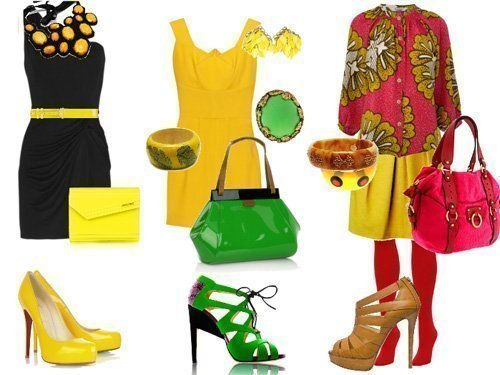The Worst Way to Wear Yellow Is...  1