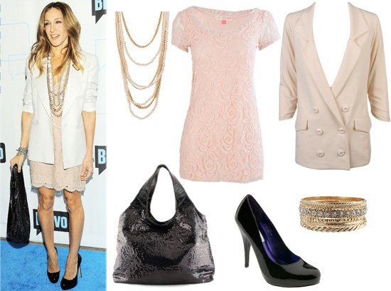Get Sarah Jessica Parker's 6-Piece Outfit for Less Than $165! 1