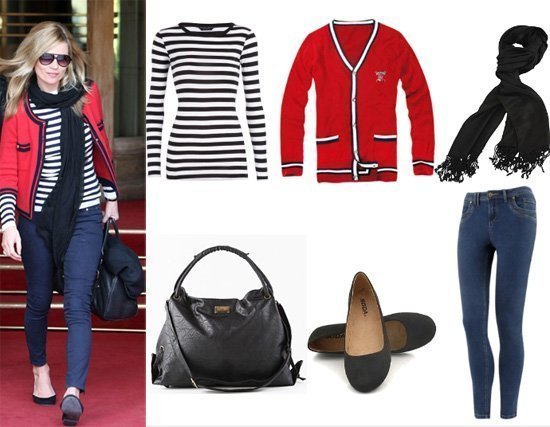 Get Her Style: Kate Mosss 6 Piece Outfit for $140!   celebrity trends