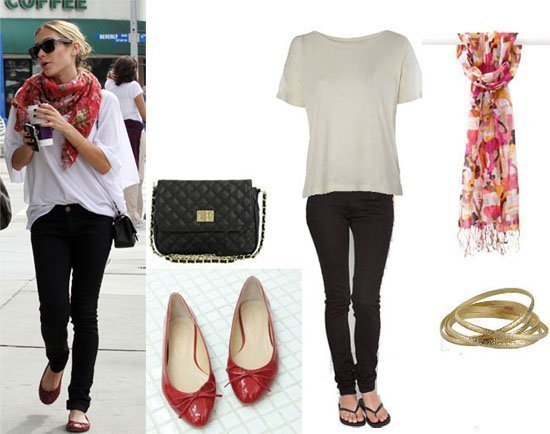 Get Her Style: Kristin Cavallari's Look for Less Than $150