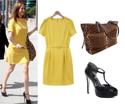 Get Her Style: Jennifer Lopez's Look for Less Than $240!