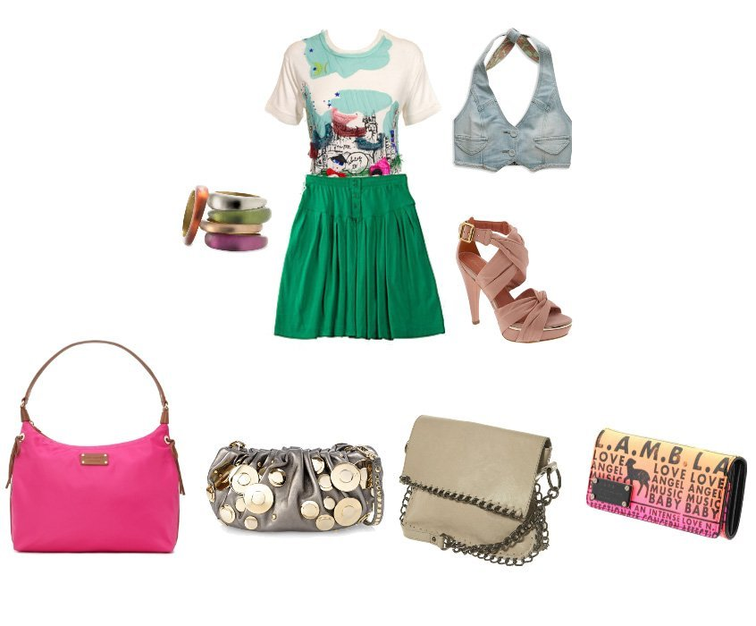 Complete This Outfit With a Bag!   trendy games