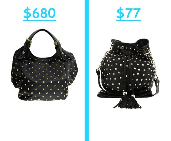 Black Studed Bags: Spend or Save?   trendy games