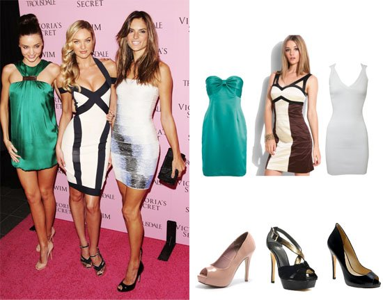 Get Their Style Dress Like Victoria's Secret Angels!