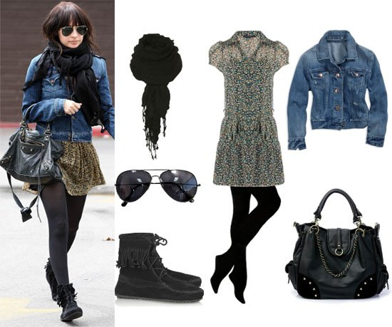 Get Her Style: Nicole Richie's 7-Piece Outfit for $280!