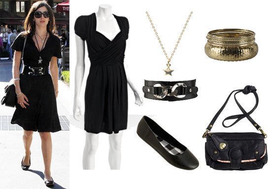 Get Her Style: Camilla Belle's Outfit for Less Than $150!