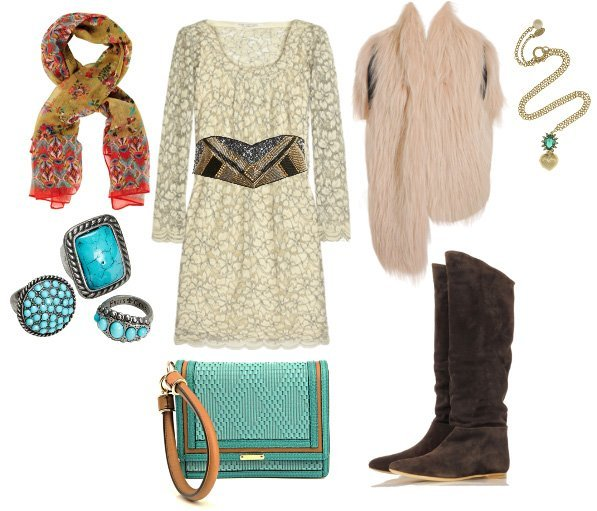 Trend Alert: Hippie Accessories and How to Wear Them   trend alert shopping time on a budget fashion trends