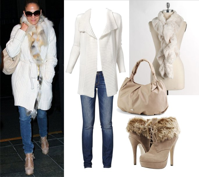 Get Her Style: Dress Like Jennifer Lopez for $210   celebrity trends