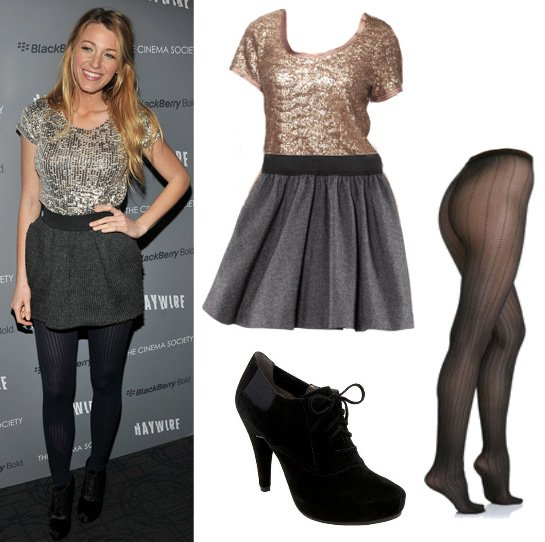 Get Her Style: Dress Like Blake Lively for $130!   celebrity trends