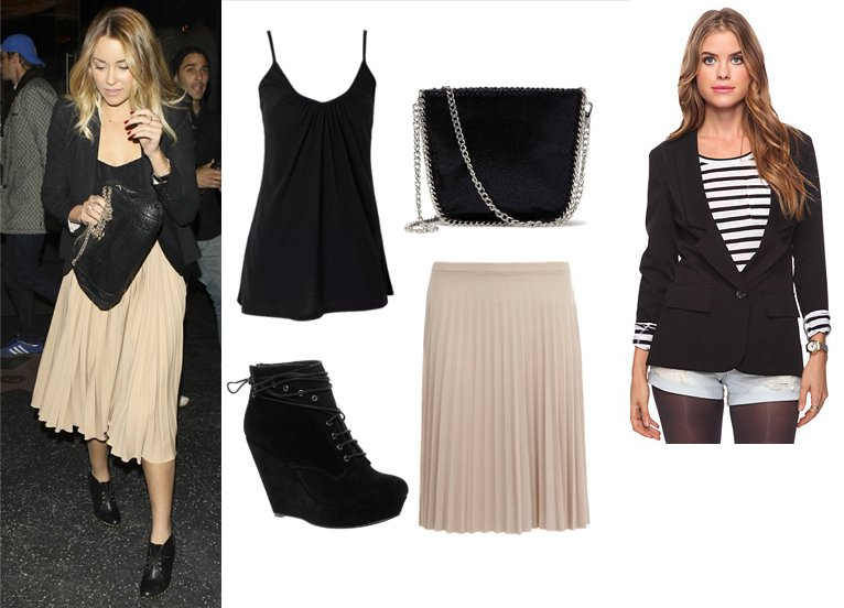 Get Her Style: Dress Like Lauren Conrad for Less Than $250   celebrity trends