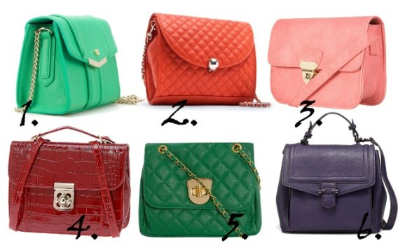 Colorful Messenger   Chic and Practical Bags from $11 to $50!   shopping time on a budget fashion trends