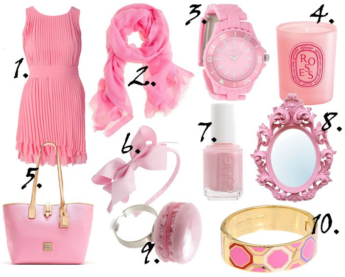 Sugary Treats: Cotton Candy Picks   From $8 to $200   fashion trends decor trends color collections