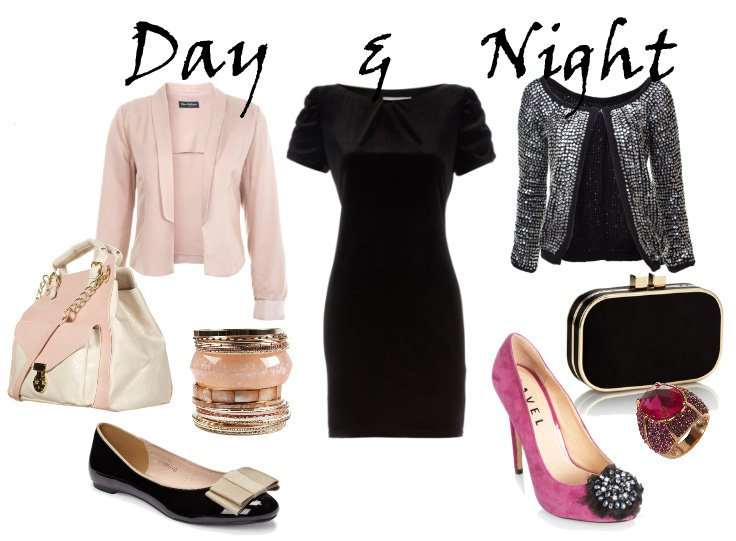 The Little Black Dress From Day To Night How To Be Trendy
