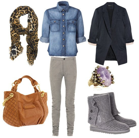 Combining Comfy & Chic: How to Wear Ugg Boots Part 3 1