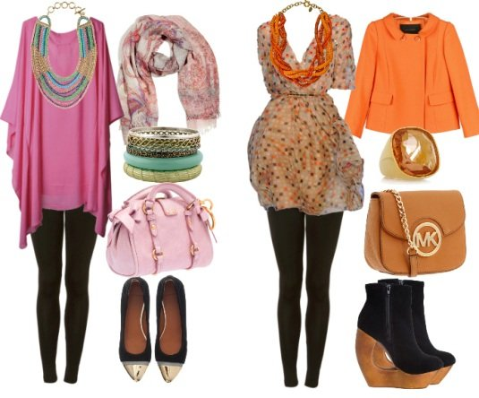 How to Wear Leggings: 6 Recipes for Chic Outfits   how to wear fashion trends