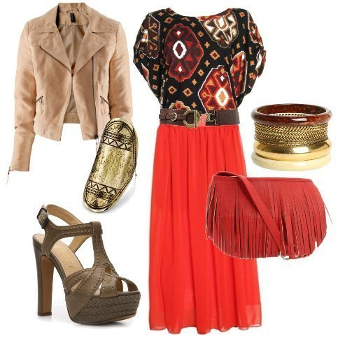 Daily Bohemian & Chic Look: Ethnic Vibes, Aztec Flavors