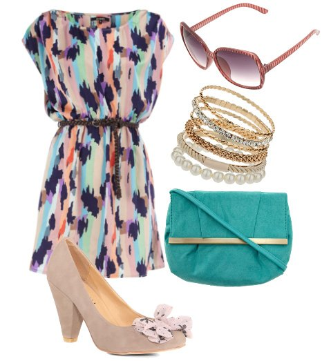 5 Items, 1 Store – Purple Blues Sweetness for $140