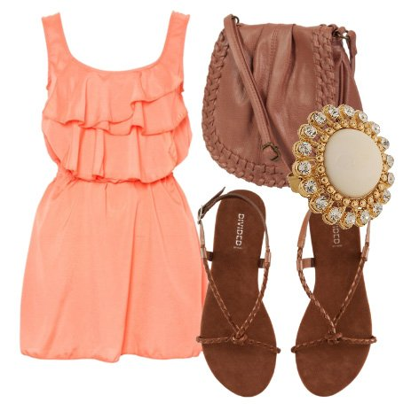 So Chic, So Cheap: Bohemian Pink Look Under $50!   fashion trends daily outfits