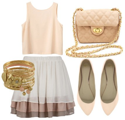 Color Break: Layered Neutrals Under $170   fashion trends daily outfits