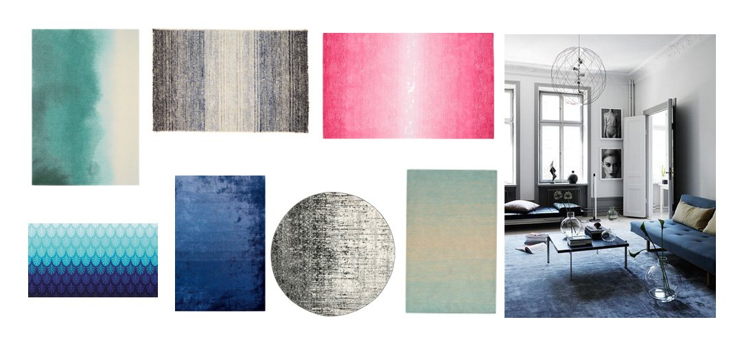 Decor Picks: 7 Ombre Rugs You'll Love 2