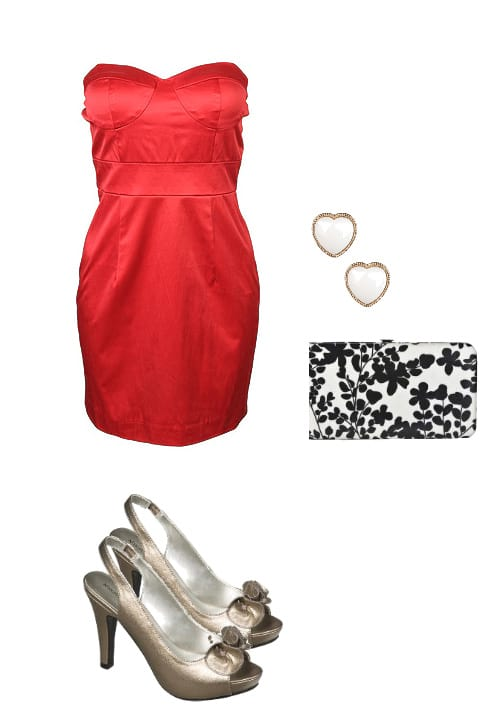 Daily Look: Valentine's Day Outfit Under $50! 5