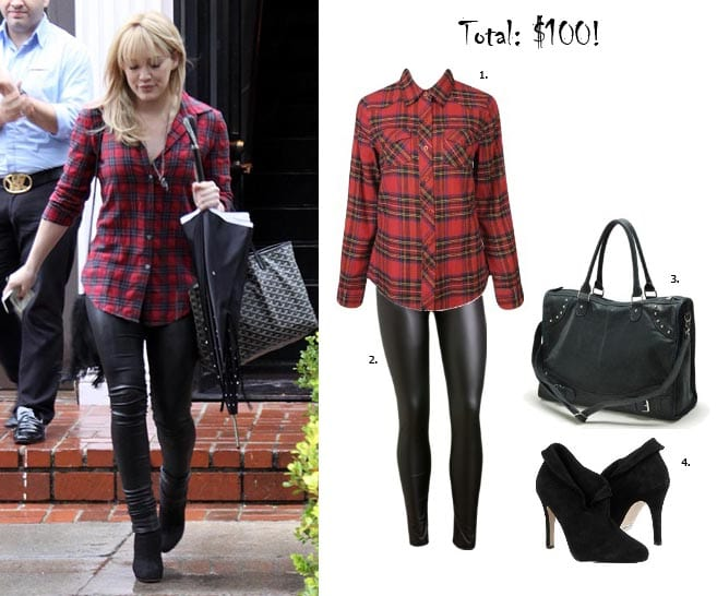 Get Her Style: Hilary Duff's Outfit for $100! 6
