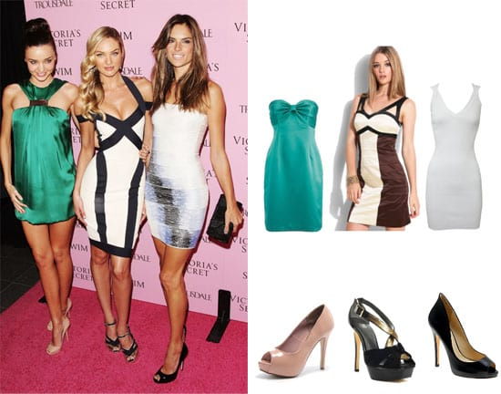Get Their Style: Dress Like Victoria's Secret Angels! 2