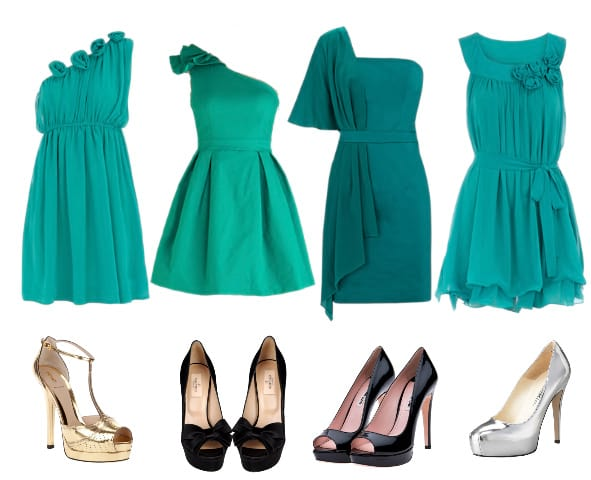 Shopping on a Budget: Teal Prom Dresses Under $80 2
