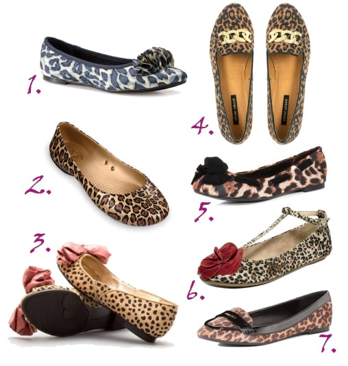 Shopping Time: 7 Leopard Print Flats Under $40! 12