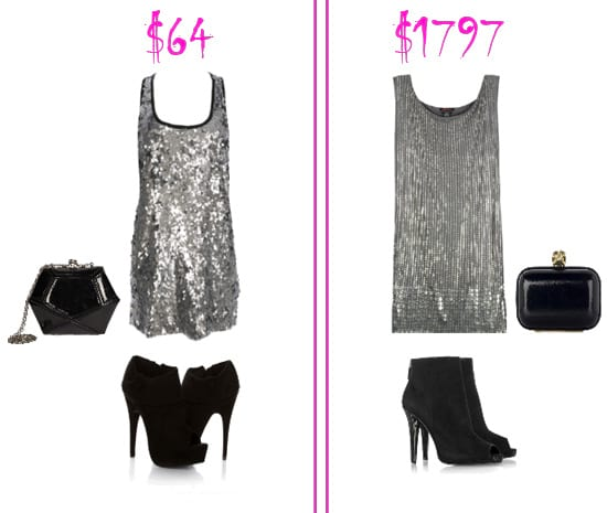 cheap clothes versus expensive clothes - How To Be Trendy