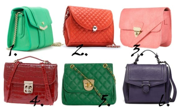 Colorful Messenger - Chic and Practical Bags from $11 to $50! 3