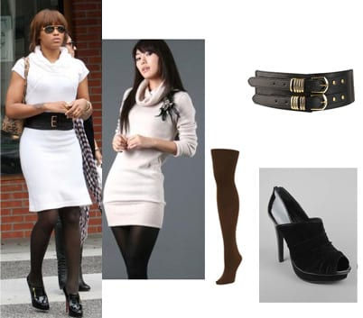 Get Her Style: Eve's Look for Less Than $100! 12