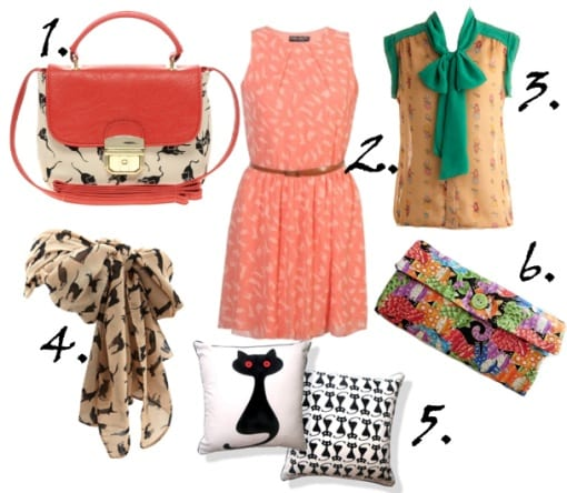 Trend Alert: Funky Cat Print Picks Under $50! 8