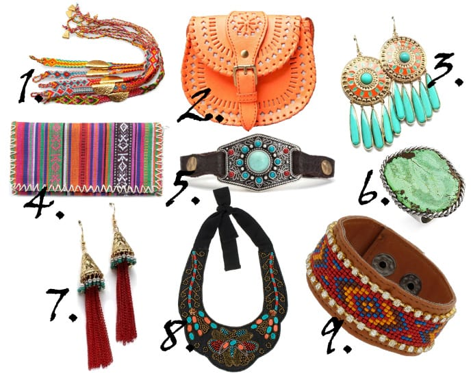 Trend Alert: Hippie Accessories and How to Wear Them 10