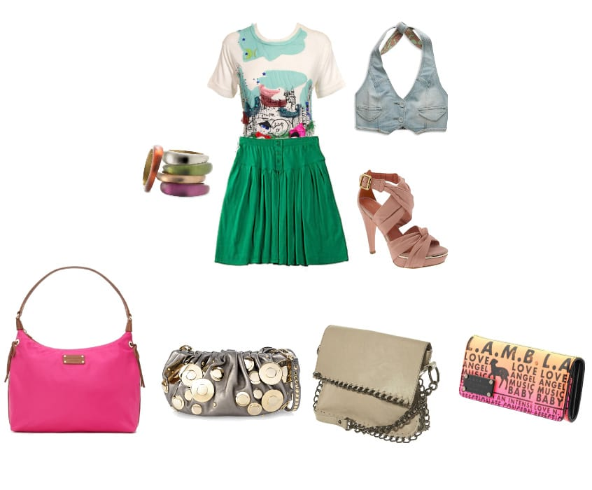 Complete This Outfit With a Bag! 9