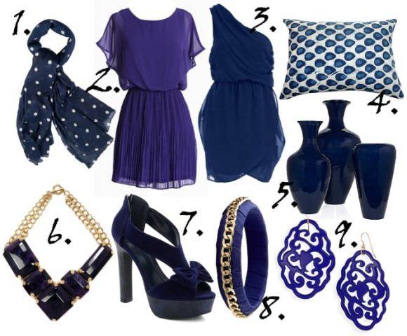 indigo picks under $50 indigo color dress 3