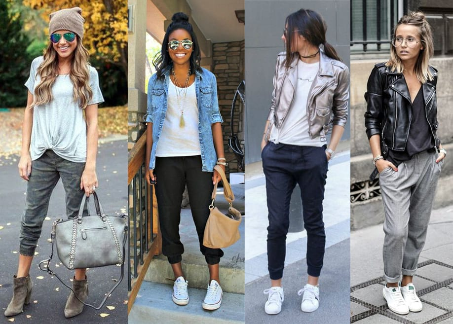 How to Wear Joggers: 2 Urban 'Uniforms' 1