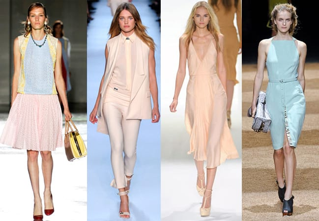 Spring 2012 Runway Trends: Love for Pastels 3