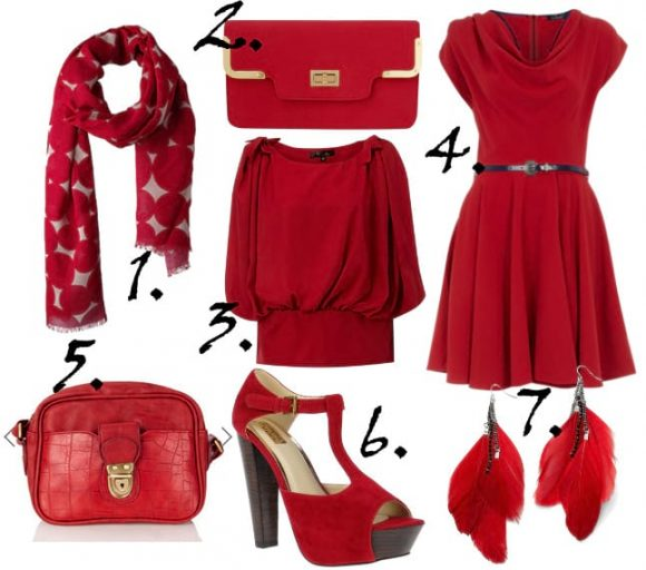 red buys for less than $30 cheap affordable red dress 3