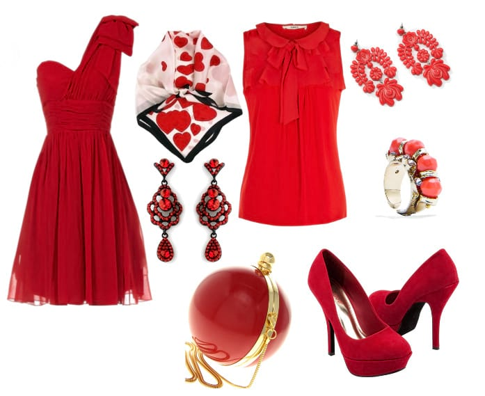 Red Picks Under $50 for Your Valentine's Day Outfit 7