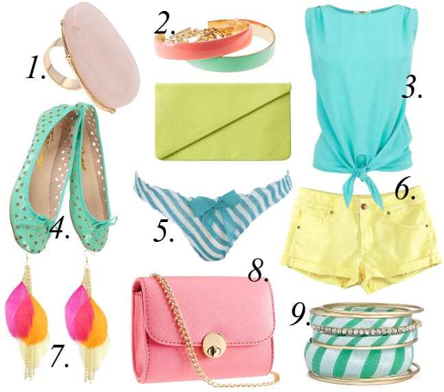 Sweet Like Candy - 10 Deliciously Colored Picks Under $40 10