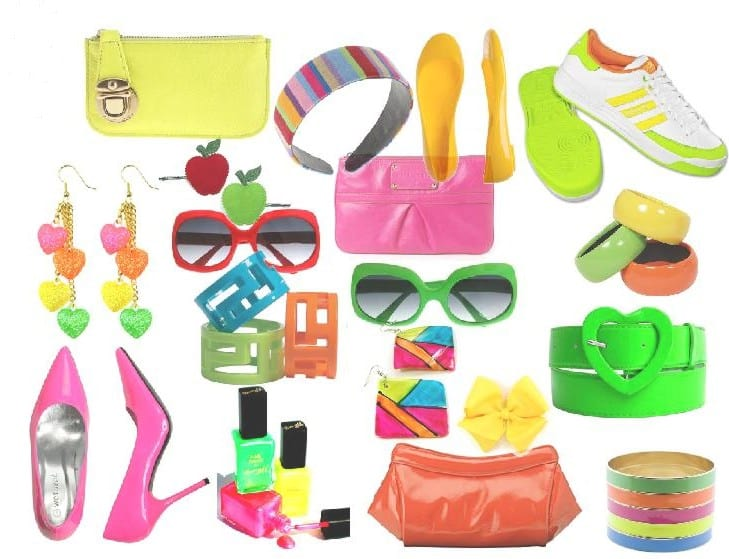 Trend Alert Spring 2009: Neon Colors! 3