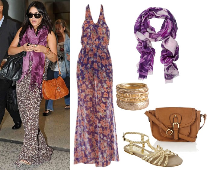 Get Her Style: Dress Like Vanessa Hudgens for Less Than $150 3