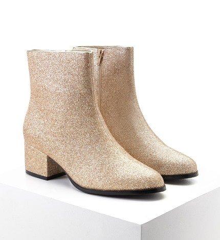 7 Sparkly Glitter Boots Under $100 7